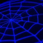 needle play - spider's web design created by sub-Bee
