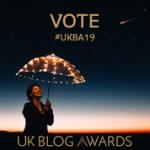 UK Blog Award Banner